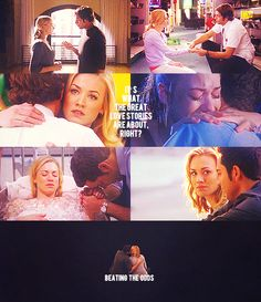 I am being so cheesy right now by repining this but I don't care.  Just finished the whole series and I'm super sentimental!!  Chuck Bartowski + Sarah Walker