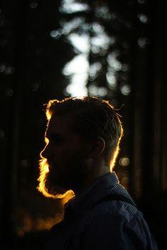 Look at dat beard. And dat sunlight. Just BEAUTIFUL. #beards