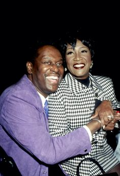 Luther Vandross with Patti LaBelle