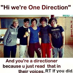 Lol>>>>> is it sad that I totaly did it in their voices? Please comment and say that it's not just me!!!!