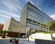 The Herschel Building - home to a number of large lecture theatres and teaching facilities and is also one of the best conference venues in the city  Have a look outside - http://ht.ly/rWKQc   Have a look inside - http://ht.ly/rWKNO