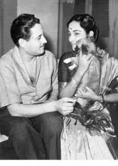 In the golden period of the Indian film industry, Guru Dutt emerged as an enigma. Bollywood Couples, Bollywood Cinema, Bollywood Stars, Bengali Song, Film World, Film Genres, Vintage Bollywood, Asian Celebrities, Indian Movies