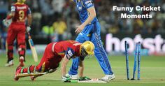 #Funny Cricket Moments   Damroobox.com Blog #Cricket used to be a #game of 'Gentlemen' and a #serious #game. But over the years it has become more of a #game of #entertainment. Here is a look of some of the #funny #cricket #moments.
