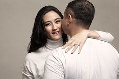 Inspiring post by Bridestory.com, everyone should read about Classy and Timeless Pre-Wedding Studio Session on http://www.bridestory.com/blog/classy-and-timeless-pre-wedding-studio-session