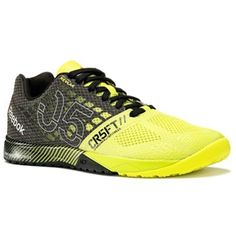 huge selection of cae36 0a235 New Colors of Reebok CrossFit Shoes   Semi Solar Yellow   Black   Flat Grey  Reebok Men s CrossFit Nano