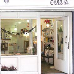 Olula, punto de venta de Kireei y Batiscafo en Madrid