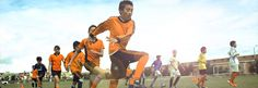Youth in the slums of Bogota, Colombia find a way out of the violence through a soccer program. Amazing organization. Tiempo de Juego http://www.tiempodejuego.org/
