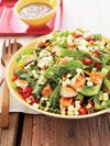Barbecue Chicken Chop Salad Recipe