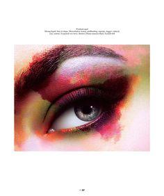 Maquiagem Artística  | Artistic Make up, amazing eyes!