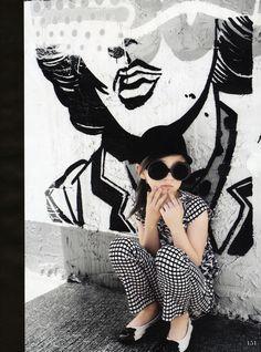UTOPIA Photographer ELLISTON LUTZ for VOGUE BAMBINI magazine. www.utopianyc.com.