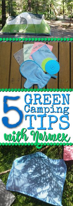 Tired of packing out waste products or tossing garbage? Isn't camping supposed to be about being closer to nature? Help yourself by picking up some helpful reusable green products for your next camping trip!