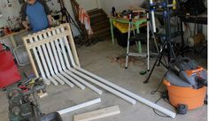 Jeremy Cook's PVC Pipe Instrument uses plumbing and wood for a unique sound