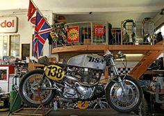 BSA from the Metzeler calendar 2012 Motorcycle Tattoos, Cafe Racer Motorcycle, Motorcycle Outfit, Motorcycle Helmets, Cafe Racer Girl, Custom Cafe Racer, Harley Davidson Motorcycles, Custom Motorcycles, Chopper