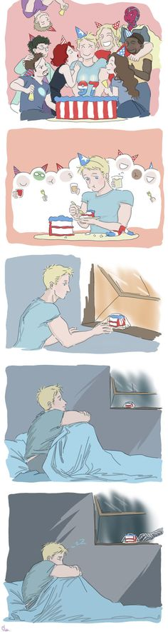 Yes I drew stucky again~ I love Steve and Bucky babies! Steve and Bucky babies Funny Marvel Memes, Marvel Jokes, Dc Memes, Marvel Comics, Heros Comics, Heros Disney, Disney Pixar, Iron Man Capitan America, Winter Soldier