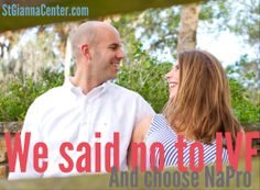 We choose NaPro - it aligned with our ethics and it was affordable and healthy. (Photo Credit: http://hornweddings.com/)