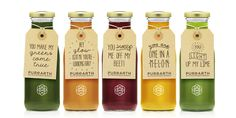 Purearth is a London based company making raw, organic, cold-pressed, detox  juices, nut milks, tonics and bespoke cleanse and juice packs for daily  nutrition.