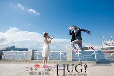 [攝影機構] HUG! Photo and Film Works 橫濱 山下公園