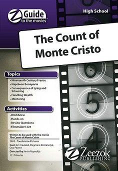 The Count of Monte Cristo Study Guide Lesson Planet