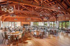 california // asilomar state beach and conference center, central coast. julia morgan, architect.