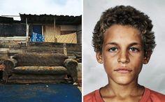 O projeto Where Children Sleep (onde as crianças dormem) do fotógrafo James Mollison foi criado com o objetivo de expor as diferencias sociais e culturais de diversos países do mundo, por meio do local onde suas crianças dormem.