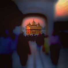 """When the world becomes a blur I come to You for clarity"" beautiful capture and caption from of the Golden Temple Guru Granth Sahib Quotes, Shri Guru Granth Sahib, Sikh Quotes, Gurbani Quotes, Punjabi Attitude Quotes, Guru Nanak Wallpaper, Punjabi Captions, Ek Onkar, Golden Temple Amritsar"
