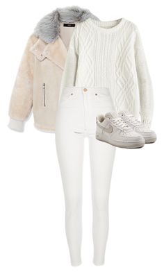 """""""Untitled #1071"""" by cmmxo ❤ liked on Polyvore featuring TIBI, River Island and NIKE"""