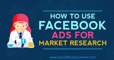 This is how you should use Facebook Ads for Market Research like a champ.