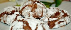 Crinkles de Chocolate