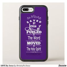 SAVE By Jesus OtterBox iPhone Case