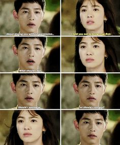 So much pretty in one drama. 1st teaser released for upcoming Descendants of the Sun.