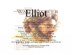 The name Elliot means Jehovah is God - Firstnamestore