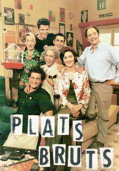 Plats bruts, 1999. Dos jóvenes de personalidades muy diferentes comparten piso: Josep es un hombre apático, pesimista e hipocondriaco; David es un joven de familia acomodada.