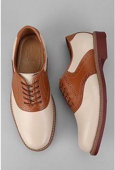 Bass Burlington Saddle Shoe