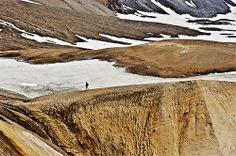 Remembering Iceland. Alone again by Ricardo Fernandez