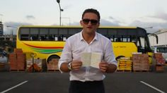 This Guy Got $25K to Make His Dream Come True, So He Rented Two Buses and Filled Them with This