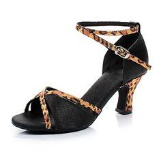 Suma-ma Children Ballroom Tango Sandals Kids Girls Salsa Latin Dance Shoes Sandals Beach Casual Outdoor Shoes
