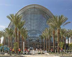 Plotting and Welding a Golden State Gateway   ENR cover story   Anaheim Regional Transportation Intermodal Center (ARTIC)