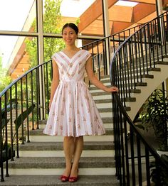 Tips on how to make dresses from sheets!