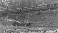 Železniční neštěstí roku 1958 Frýdlant.