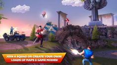 Blitz Brigade - Online FPS fun - screenshot thumbnail