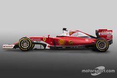 Scuderia Ferrari 2016 F1 contender: SF16-H