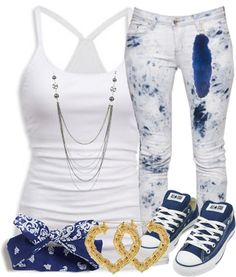 A fashion look from September 2012 featuring American Eagle Outfitters tops, Boohoo jeans and Converse sneakers. Browse and shop related looks. Urban Fashion, Teen Fashion, Love Fashion, Fashion Outfits, Womens Fashion, Petite Fashion, Curvy Fashion, Fall Fashion, Style Fashion
