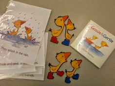Fun with Friends at Storytime: Gossie and Gertie