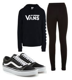 """""""Vans"""" by ashleejosias23 on Polyvore featuring Vans and Theory"""