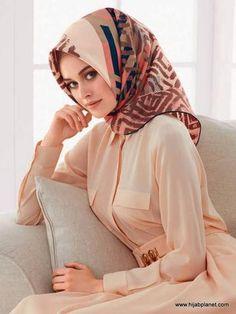 Armine Bombay Silk Hijab - 1