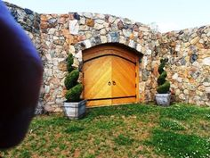 The grotto at Stone Tower Winery f(via Wine About Virginia) #Loudoun #vawine