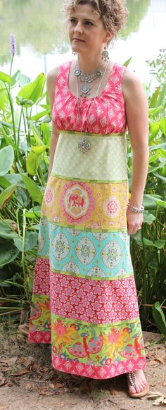 Sew Serendipity: New Fall Collection: Juliet Nouveau!