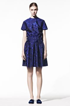 Swooning for Christopher Kane pre-fall