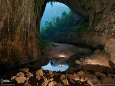 grotte - Han Son Dung - Vietnam