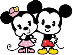 Disney cuties coloring shirt cube brush mickey and minnie altavistaventures Image collections